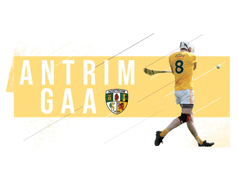 Antrim GAA Gaelic football & hurling